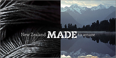 New Zealand Made to amaze
