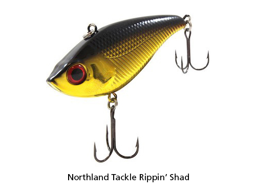 Northland Tackle Rippin' shad