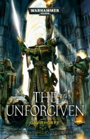 Cover for the Unforgiven by Gav Thorpe, published by Black Library