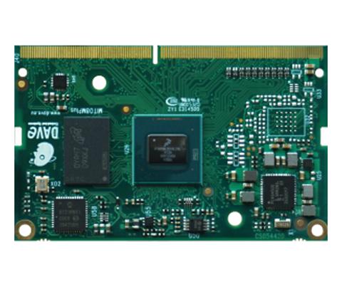 NXP i.MX8M Dual/Quad Core System on Module