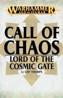 Cover for Lord of the Cosmic Gate Advent story