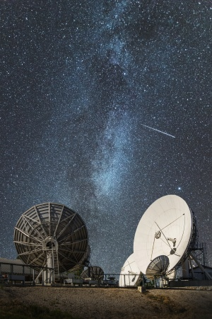 Parkes telescopes