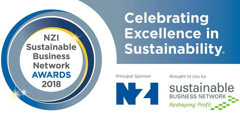 Link to Sustainable Business Network Awards entry page