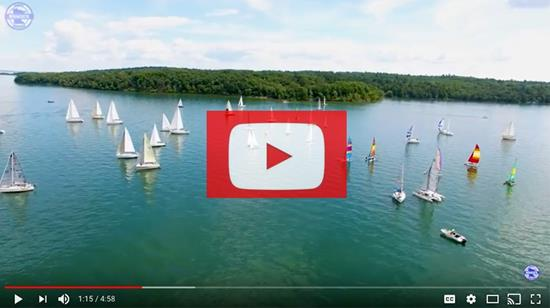 Leech Lake Regatta & AIS Prevention
