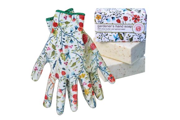 Weeder Glove Spa Gift Set from Womanswork