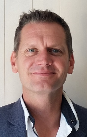Photo of Damian Coutts, Operations Director for the Central North Island