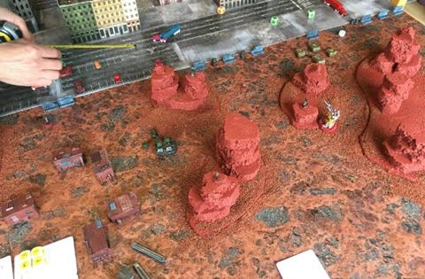 Playtesting Big Stompy Robots