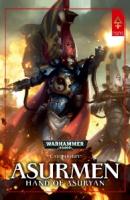 Cover of Asurmen: Hand of Asuryan by Gav Thorpe