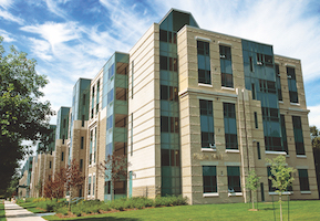 Elgin Hall Residence at Western University