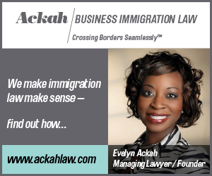 Ad: Ackah Business Immigration Law