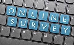 Complete our online survey