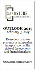 Sandstone Asset Management: Economic Outlook