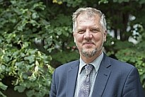 Eric Pyle, NZWAC Chief Executive