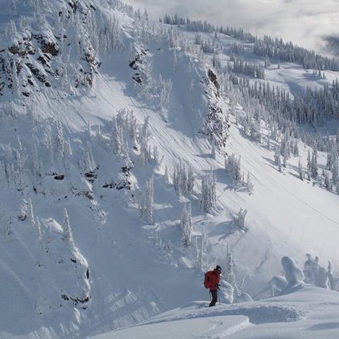 Sol Mountain backcountry