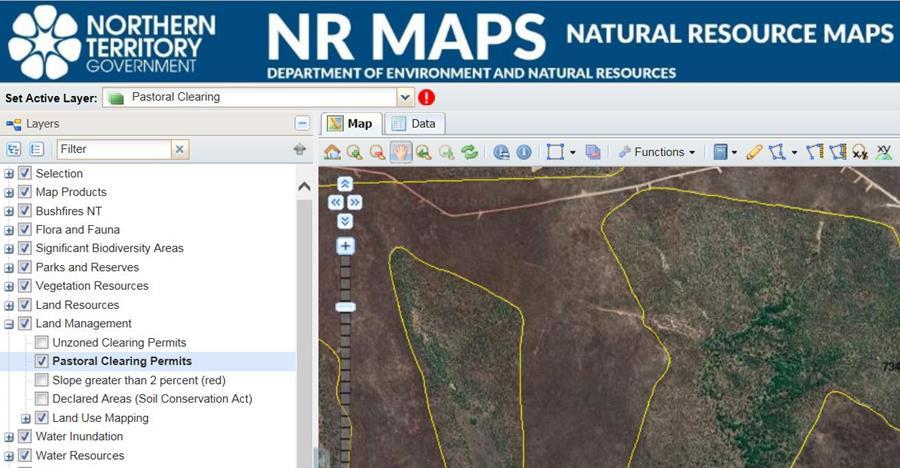 NR Maps