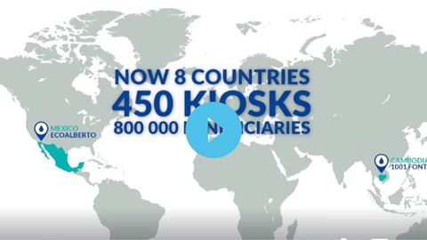 Danone Communities videos featuring Jibu's impact