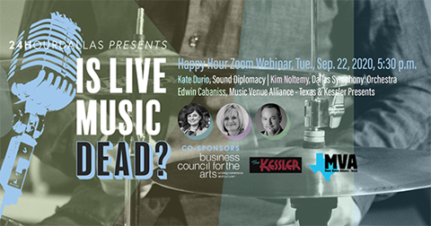 Is Live Music Dead?