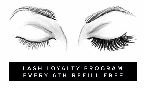 Medicine of Cosmetics Lash Loyalty Program