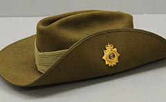 Anzac Diggers hat image