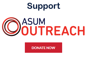 Support ASUM Outreach - click here to donate