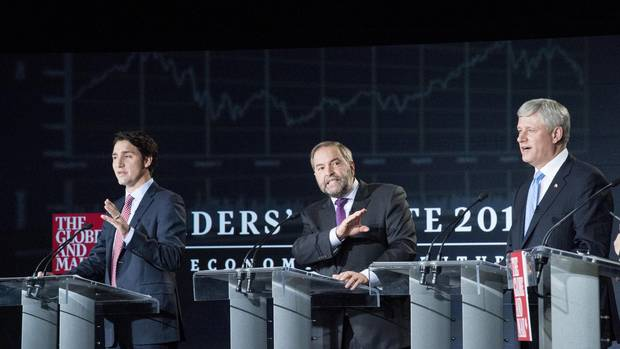Canadians need to hear politicians' plans for a resilient economy