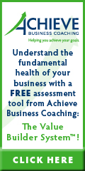 Ad: Achieve Business Coaching