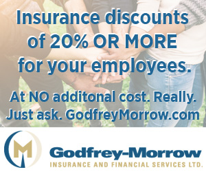 Ad: Godfrey-Morrow Insurance & Financial Services