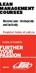 SAIT: Lean Management Courses