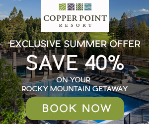 Ad: Copper Point Resort - Summer offer