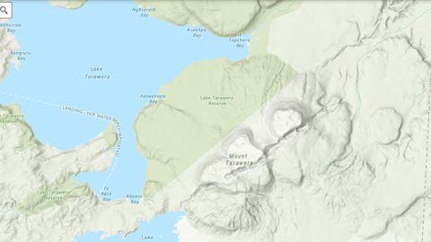 Vector basemap