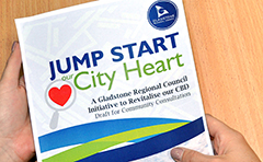 Jump Start our City Heart document