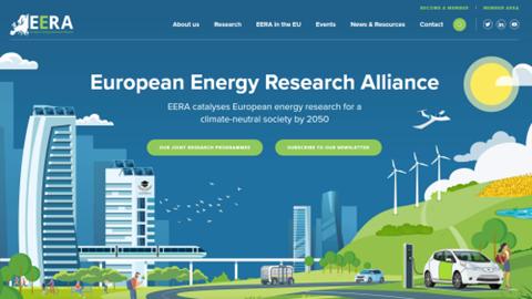 EERA web portal