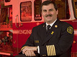 Fire Chief Bruce Burrell: Leading in a time of crisis