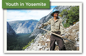 Youth in Yosemite