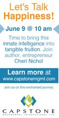 Ad: Capstone Management happiness workshop