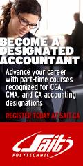 SAIT: Become a Designated Accountant