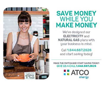 Ad: ATCO energy