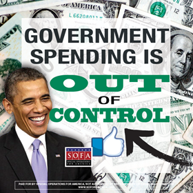 Government Spending is Out of Control