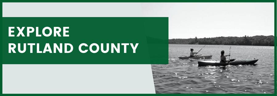 Explore Rutland County Header