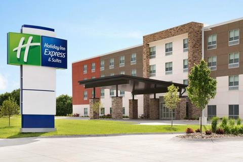 Holiday Inn Express & Suites Nebraska City, NE