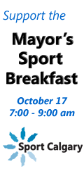 Support the Mayor's Sport Breakfast