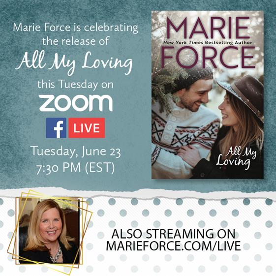 Marie Force Live