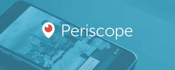 Digital tip: Pre-roll video ads are coming to Periscope