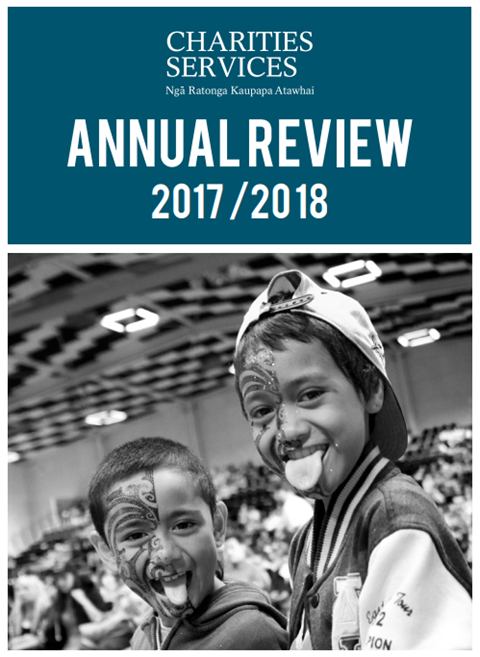 Charities Services Annual Review Report