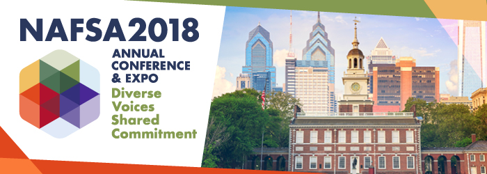 NAFSA 2018: Annual Conference and Expo, Diverse voices shared commitment