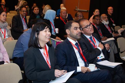 Attendees at the Halal Tourism and Hospitality Symposium