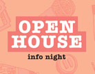 Open House Info Night