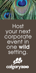 Ad: Calgary Zoo corporate services