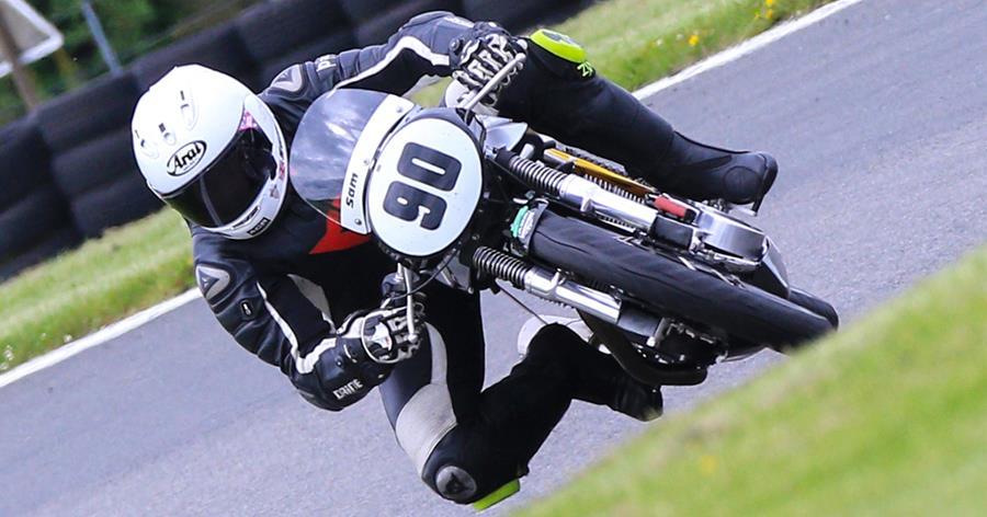ACR rider Sam Clews
