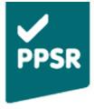 PPSR logo